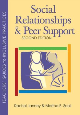 Social Relationships & Peer Support