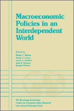 Macroeconomic Policies in an Interdependent World
