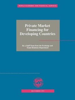 Private Market Financing for Developing Countries