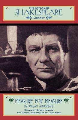 Measure for Measure (Applause Shakespeare Library Series)