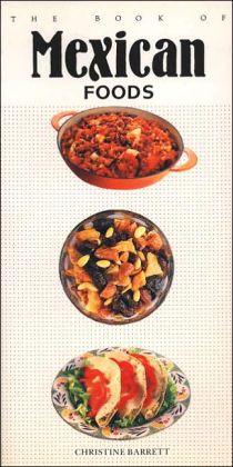 The Book of Mexican Foods