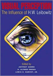 Visual Perception: The Influence of H. W. Leibowitz