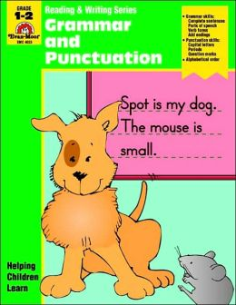 Grammar and Punctuation, Grades 1-2