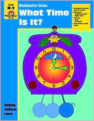 What Time Is It?, Grades K-1