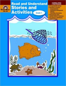 Read & Understand Stories & Activities Grade 1