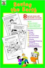 Saving the Earth, Grades Preschool-2