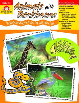Animals With Backbones - Scienceworks For Kids