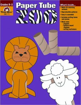 Paper Tube Zoo