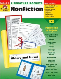 Literature Pockets, Nonfiction, Grades 4-6