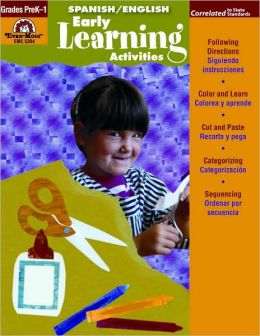 Early Learning Activities, English/Spanish