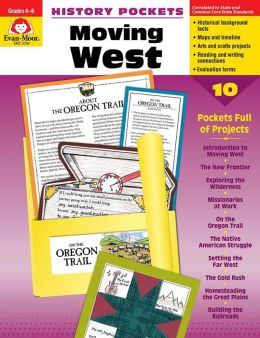 History Pockets, Moving West, Grades 4-6