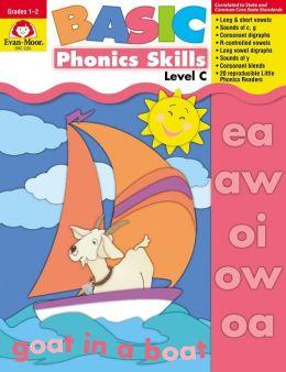 Basic Phonics Skills, Level C