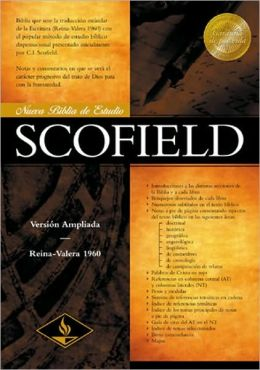 RV 1960 New Scofield Study Bible (Burgundy Bonded Leather)