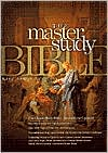 KJV Master Study Bible, Black Genuine Leather Indexed