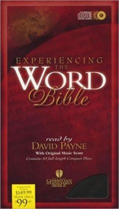 Experiencing the Word Bible (HCSB Audio - 64 CDs)