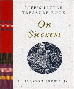 Life's Little Treasure Book On Success
