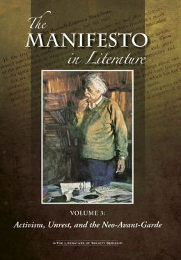 The Manifesto In Literature: 3 Volume Set