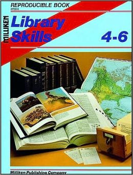 Library Skills 4-6