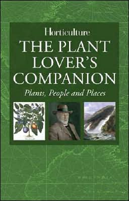 Plant Lover's Companion: Plants, People and Places