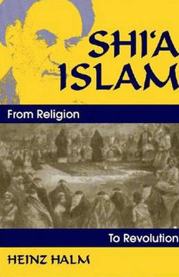 Shi'a Islam: From Religion to Revolution (Princeton Series on the Middle East)