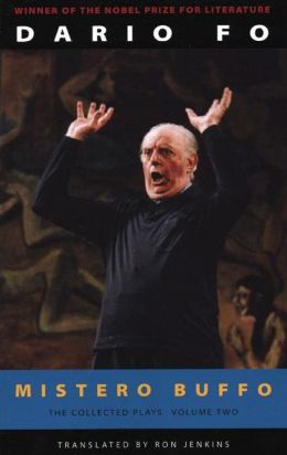 Mistero Buffo: The Collected Plays of Dario Fo, Volume 2