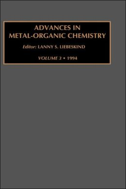 Advances in Metal-Organic Chemistry, Volume 3