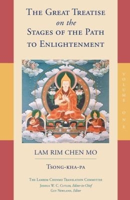 The Great Treatise on the Stages of the Path to Enlightenment: The Lamrim Chenmo (PagePerfect NOOK Book)