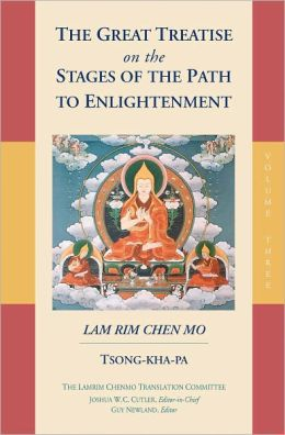 The Great Treatise on the Stages of the Path to Enlightenment: Lam Rim Chen Mo (PagePerfect NOOK Book)