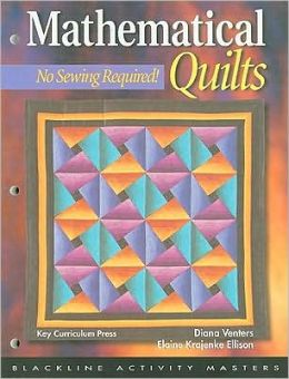 Mathematical Quilts: No Sewing Required