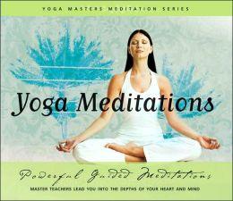 Yoga Masters Meditation