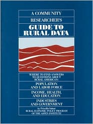 A Community Researcher's Guide to Rural Data: A