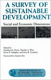 A Survey of Sustainable Development: Social and Economic Dimensions