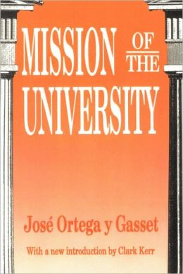 Mission Of The University (Ppr)