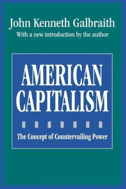 American Capitalism (Paper)