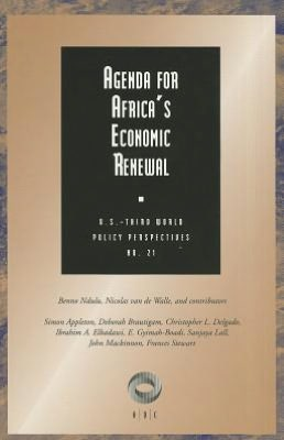 Agenda for Africa's Economic Renewal