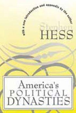 America's Political Dynasties