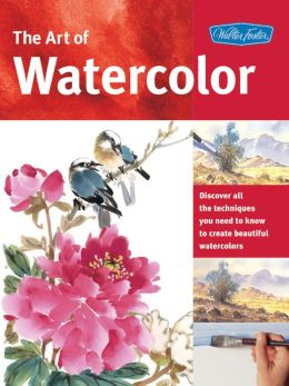 The Art of Watercolor: Learn watercolor painting tips and techniques that will help you learn how to paint beautiful watercolors