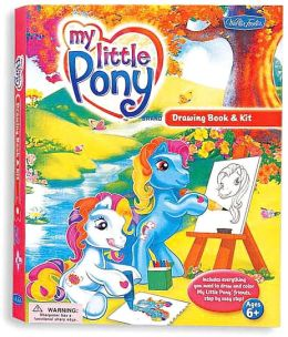 My Little Pony Drawing Book & Kit