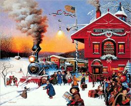 2012 Advent Whistle Stop Christmas Calendar