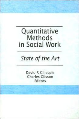 Quantitative Methods in Social Work