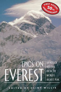 Epics on Everest (Adrenaline Series): Stories of Survival from the World's Higest Peak