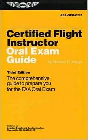 Certified Flight Instructor Oral Exam Guide