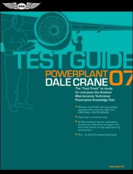 Powerplant Test Guide 2007: The