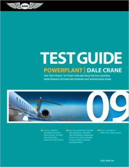 Powerplant Test Guide 2009: The