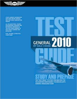 General Test Guide 2010: The