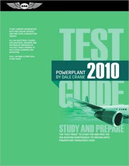 Powerplant Test Guide 2010: The