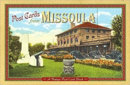 Missoula Post Card Book