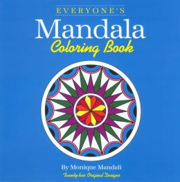 Everyone's Mandala Coloring Books