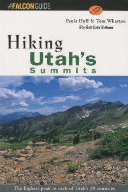 Hiking Utah's Summits