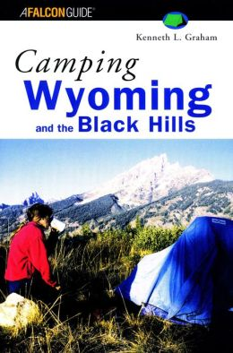 Camping Wyoming and the Black Hills of South Dakota